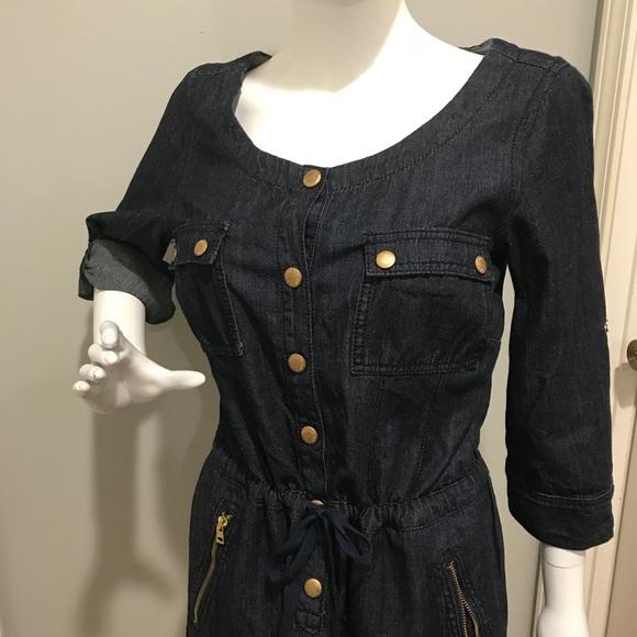 DKNY Dress denim size L